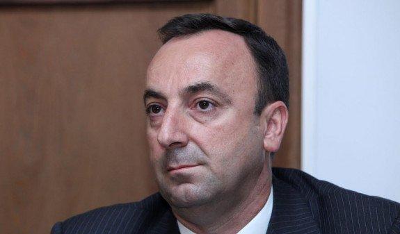Следователи изъяли из офиса РПА материалы о приостановлении членства Грайра Товмасяна в РПА