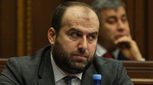 Министр окружающей среды Армении прокомментировал аварию на хвостохранилище