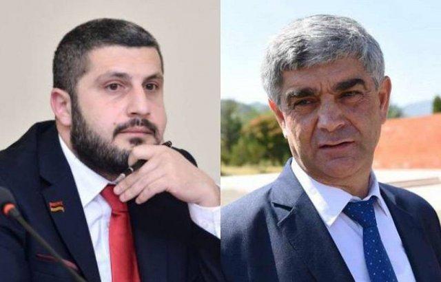 Люди знали героя, а теперь видят человека, вносящего раскол между Арменией и Арцахом: Памбукчян