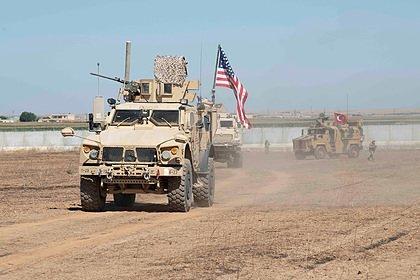 США заявили о переброске своих солдат из Сирии в Ирак