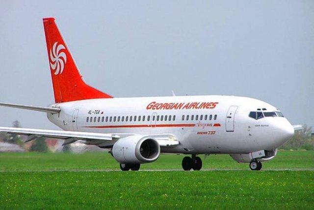 Georgian Airways начала продажу билетов на рейсы из Москвы в Тбилиси с посадкой в Ереване