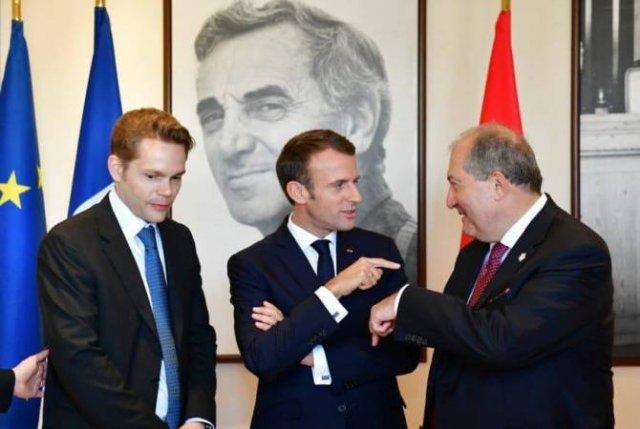 Президент Армении прилагает усилия для сближения отношений с Францией: Le Courrier de Russie