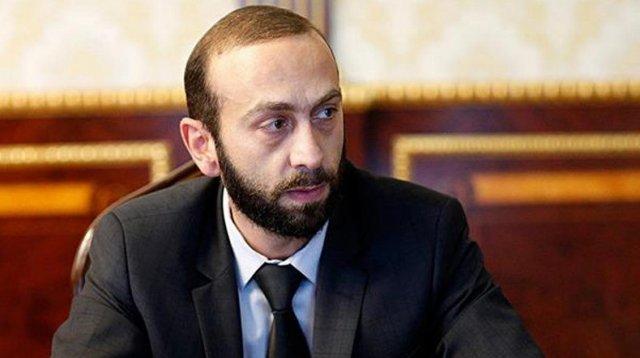 Арарат Мирзоян направил телеграммы соболезнования Валентине Матвиенко и Вячеславу Володину