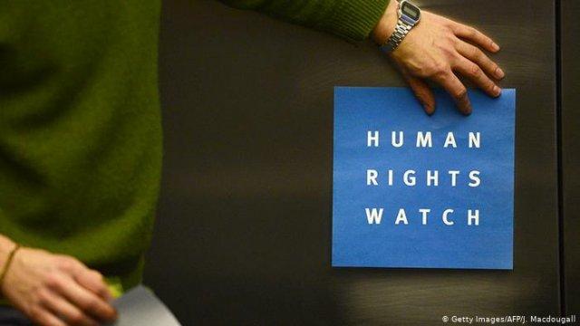 HRW раскритиковала Баку за разгон мирных акций