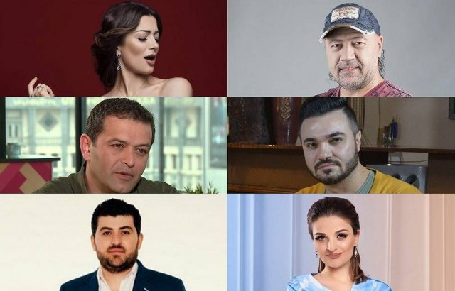 Тата, Иветта Мукучян, Арман Ованнисян, Арсен Сафарян, Сильва Акопян задекларировали доходы