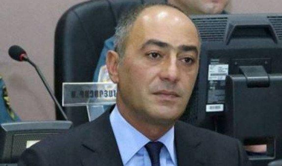 Суд продлил арест племяннику экс-министра финансов Армении Гагика Хачатряна