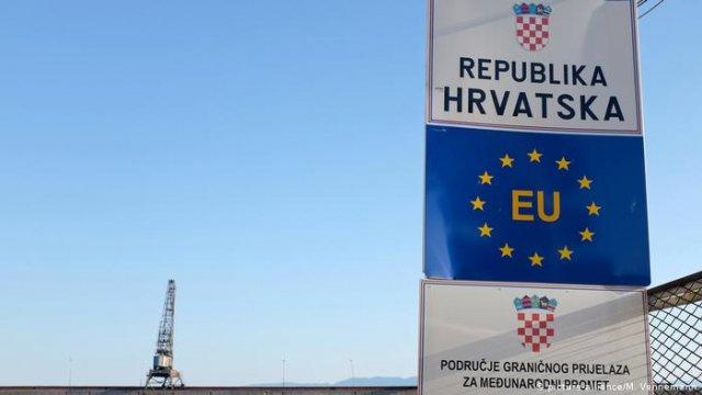 Хорватия выполнила жесткие требования для вхождения в Шенгенскую зону