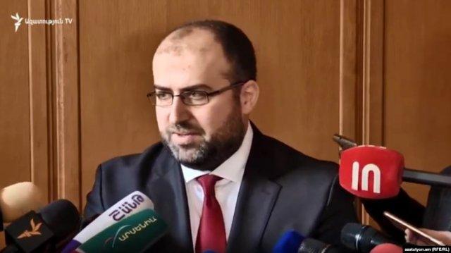 Министр: Тяжелые металлы были сброшены в реку Вохчи, вероятно, последует уголовная ответственность