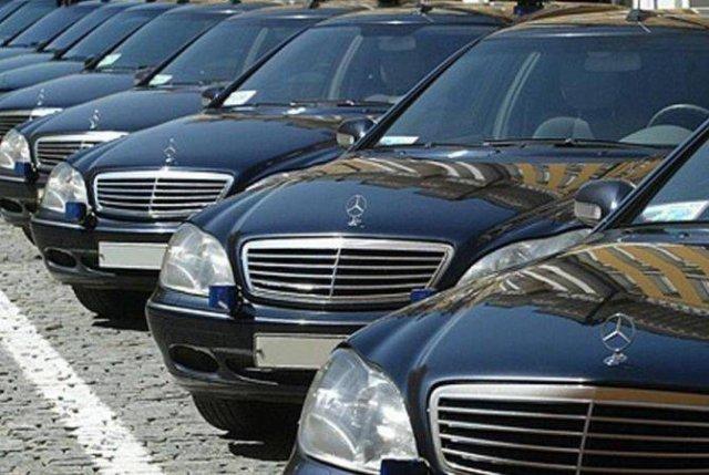 В аппарате премьер-министра РА за этот период было сокращено 44 автомобиля