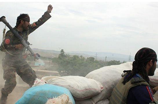 В Афганистане при атаке талибов погибли пять силовиков