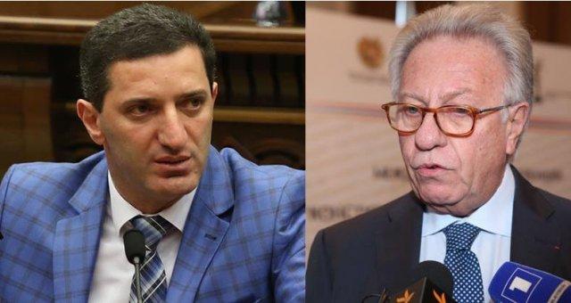 Геворк Петросян: Заявление главы Венецианской комиссии о ситуации вокруг КС Армении – повод прийти в себя