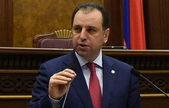 Экс-министр обороны РА Виген Саркисян не приглашался на допрос. Председатель СК