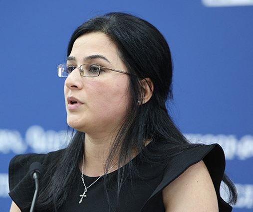 Анна Нагдалян: Посольство Армении в Бейруте находится на постоянной связи с руководителями общинных структур