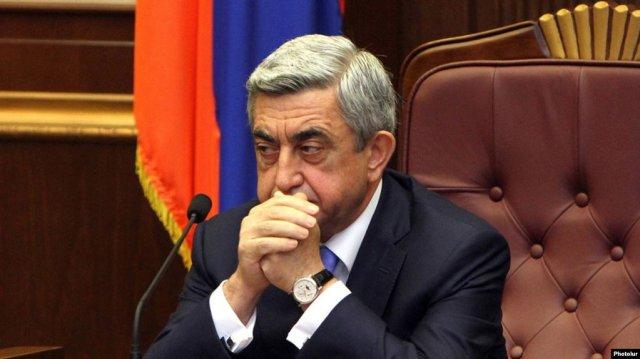 Серж Саргсян: Если мой арест сделает наш народ довольным и счастливым, то пусть меня арестуют