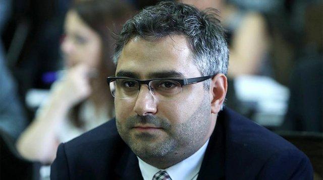Сарат Петросян освобожден от должности руководителя Комитета кадастра