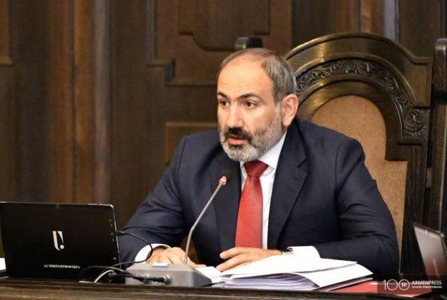 Резолюция Палаты представителей придаст новый размах процессу признания Геноцида армян: Пашинян