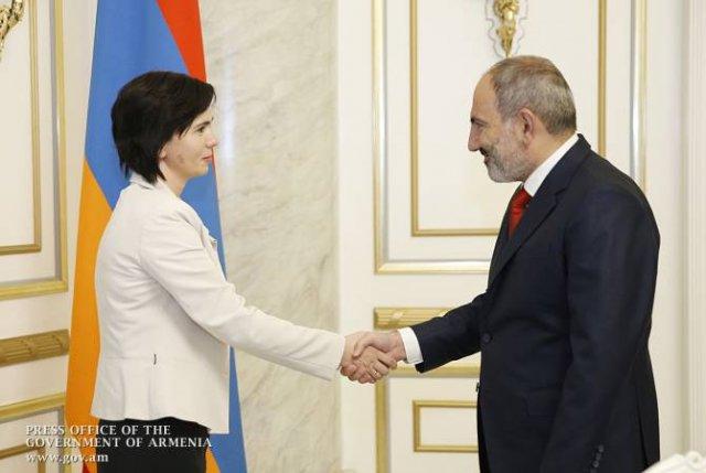 Премьер-министр Армении и посол Литвы обсудили возможности развития сотрудничества