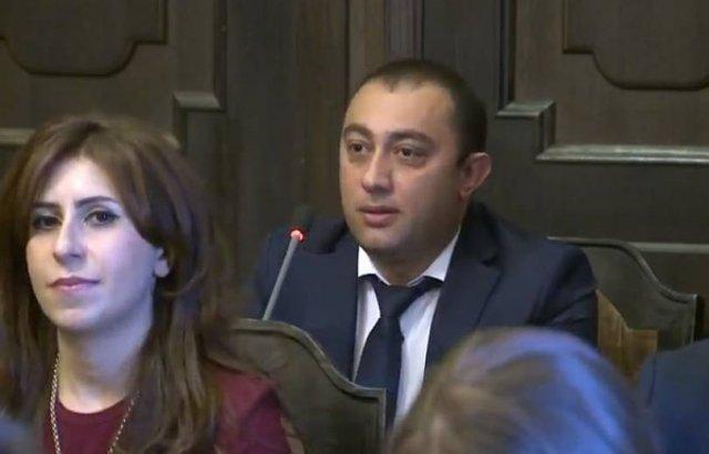 Арарат Григорян назначен губернатором Вайоц Дзора