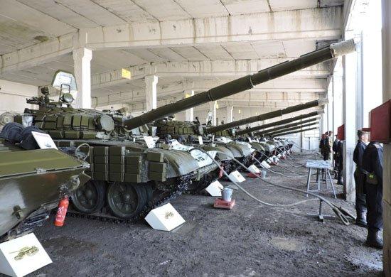 В Армении началось сезонное обслуживание вооружения и военной техники ЮВО
