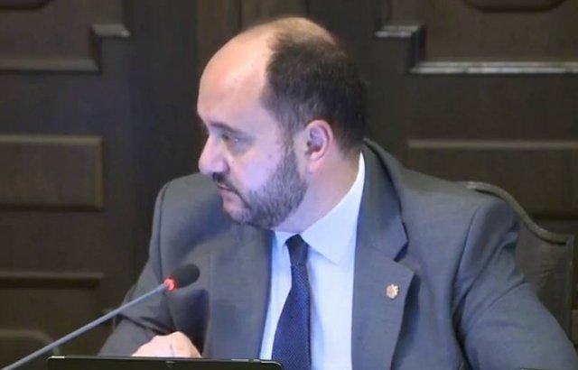 Араик Арутюнян: Мы периодически встречаемся с Католикосом и обсуждаем вопрос предмета «История армянской церкви»
