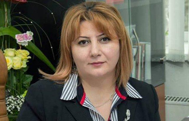 Анаит Фарманян объявлена в розыск. ССС