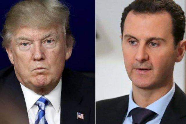 Асад назвал Трампа лучшим американским президентом