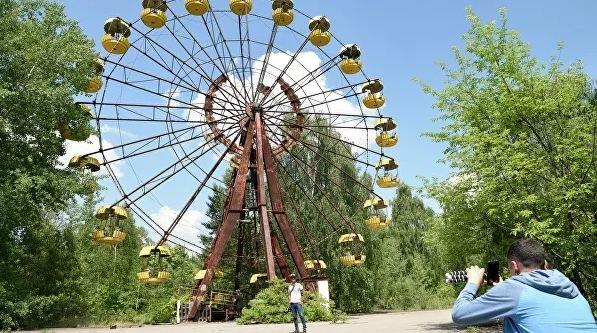 В зоне отчуждения Чернобыльской АЭС задержали шесть сталкеров