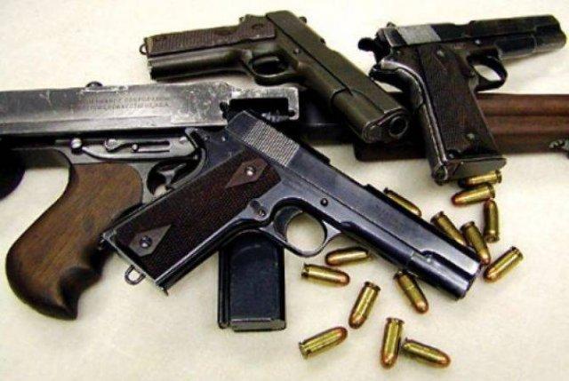 В областях Армении граждане добровольно сдали оружие и боеприпасы