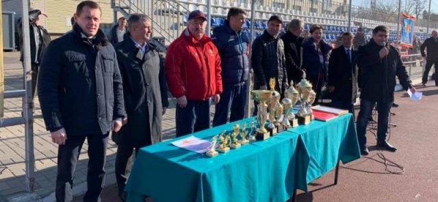 Команда армянской общины «URARTU» заняла первое место ежегодном областном турнире по мини-футболу среди национальных диаспор и органов власти РО