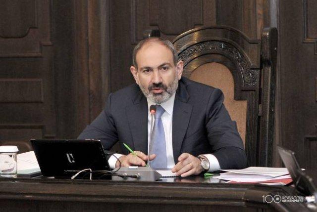 Представления властей Армении и Арцаха об урегулировании карабахского конфликта идентичны: Пашинян