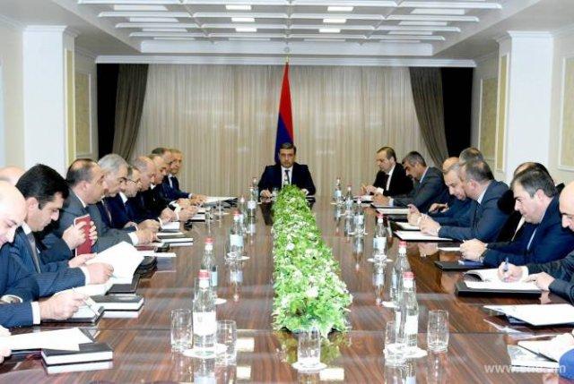 В Службе национальной безопасности Армении состоялось заседание Совета