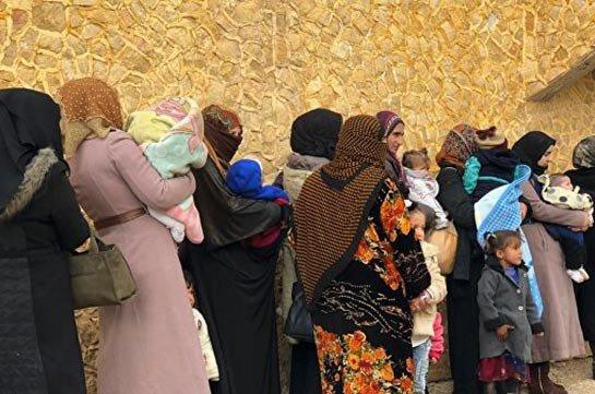 В Сирию за сутки вернулись более 940 беженцев из Иордании и Ливана