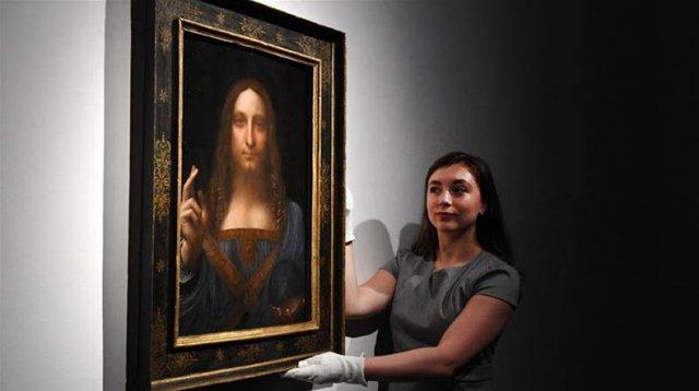 Французский эксперт призвал Саудовскую Аравию выдать картину да Винчи Лувру