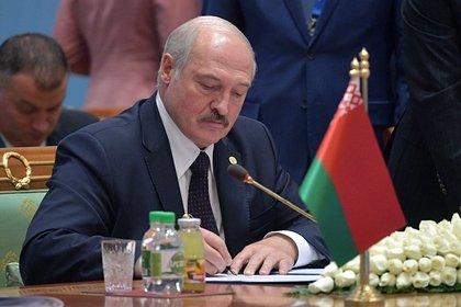 В Белоруссии объяснили слова Лукашенко о чужих войнах