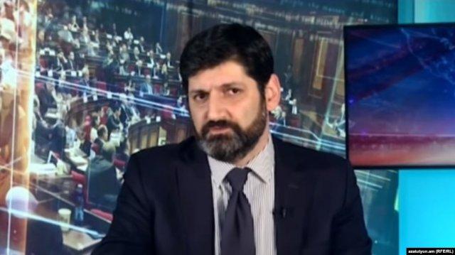 Ваге Григорян: Главную роль в разрешении кризиса в КС играет парламент