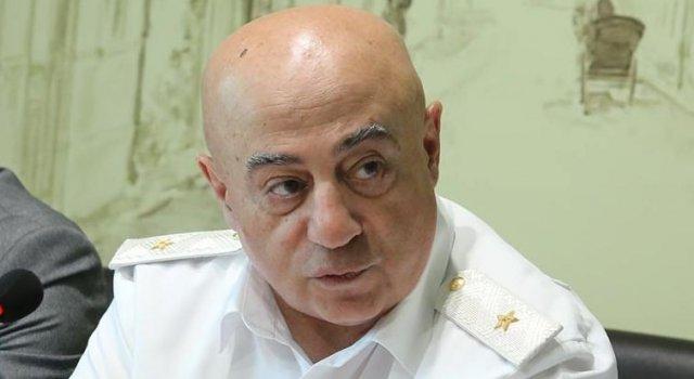 Вреж Габриелян назначен директором Спасательной службы МЧС Армении