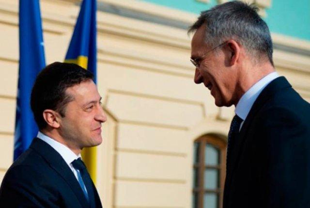 Столтенберг пообещал, что Украина вступит в НАТО