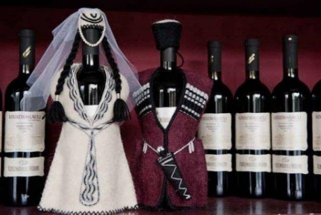 Экспорт грузинского вина в Россию в январе-октябре 2019 года вырос на 11%