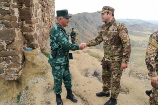 Азербайджан не в первый раз предпринимает попытки захвата грузинских территорий