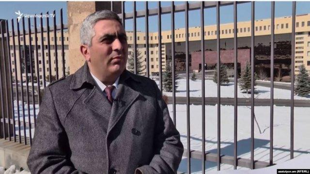 Арцрун Ованнисян: У Минобороны Армении правовая проблема с армянской ORSIS ARMS