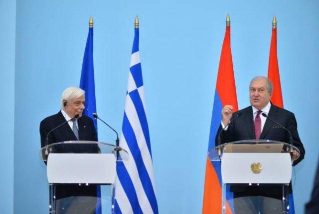 Греция предложила стать партнером Армении номер один в ЕС