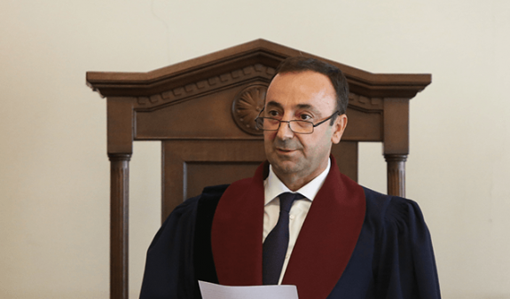 Суд освободил крестника Грайра Товмасяна