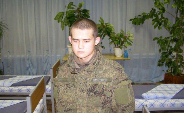 Рядовой Шамсутдинов объяснил расстрел сослуживцев