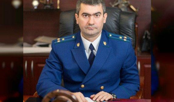 Путин назначил Сергея Карапетяна прокурором Смоленской области