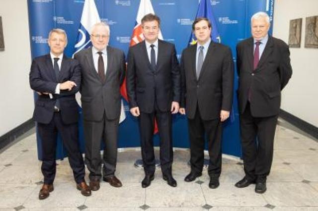 Глава ОБСЕ обсудил с сопредседателями урегулирование карабахского конфликта