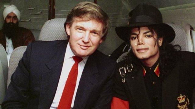 Дональд Трамп-младший: отец не расист, он позволял мне в детстве играть с Майклом Джексоном
