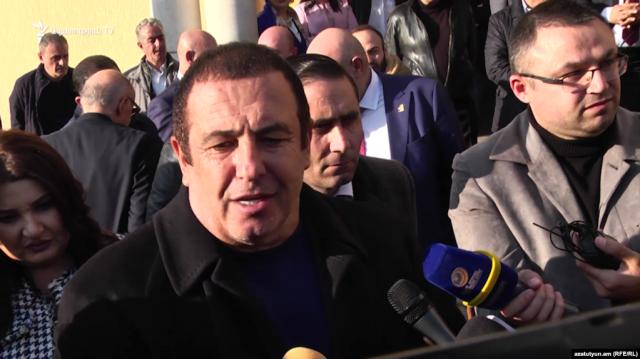 Гагик Царукян недоволен условиями для инвестиций в Армении