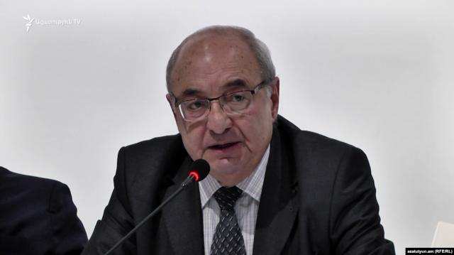 Вазген Манукян: Начались серьезные нападки на Общественный совет