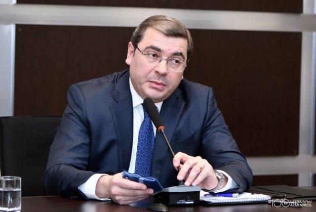 Глава КГД примет участие в заседании Совета директоров Черноморского банка торговли и развития