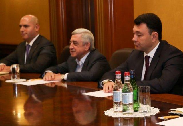 РПА намерена активизировать отношения с посольством США в Армении